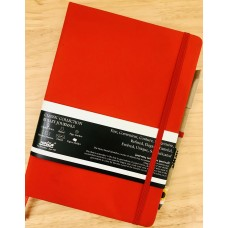 Classic Collection Bullet Journal Scarlet Red