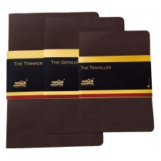 THE THINKER FELT COLLECTION (TAN BROWN) (CASE OF 3)