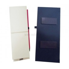 MAGNETIC DIARY - BLACK COLOR BACK BOARD